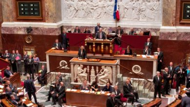 Photo of France's Assembly to debate NATO Accession Protocol on Nov. 21