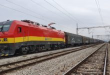Photo of 'Railways Transport' puts into use new electric locomotive