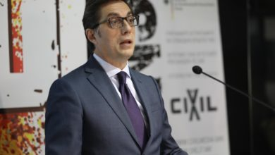 Photo of Pendarovski: Reintroduction of ex-president's pardons 'a blow to democracy'