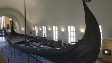 Photo of Researchers find buried Viking-era ship in western Norway