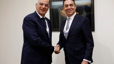 Photo of Dimitrov-Dendias: Enhancement of bilateral cooperation through Prespa Agreement implementation