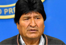 Photo of Morales' Senate candidacy rejected by Bolivian electoral tribunal