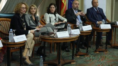 Photo of Shekerinska: Gov't firmly backs promotion of policies supporting women