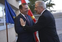 Photo of Minister Spasovski meets with EU Commissioner Avramopoulos