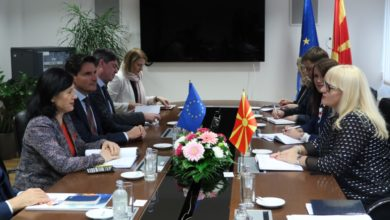 Photo of Deskoska: Not getting start date for accession talks hasn't stopped reforms process