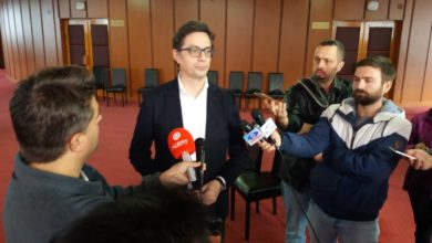 Photo of Pendarovski: Election date, NATO protocol ratification are two different things