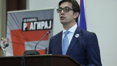 Photo of Pendarovski: Investments in education needed to raise climate change awareness