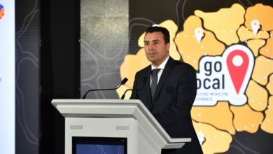 Photo of Zaev: 100% more funds allocated for regional development in 2020