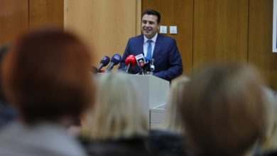 Photo of PM Zaev: Efforts made to protect and affirm Macedonian language