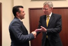 Photo of Zaev-Pyatt: US supports North Macedonia's Euro-Atlantic perspective