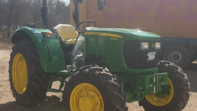 Photo of Rural development programme to provide 540 new tractors for farmers