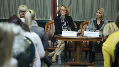 Photo of Conference on role of women in maintaining peace and security