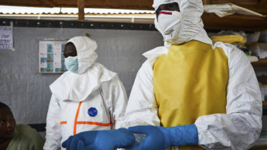 Photo of New Ebola outbreak confirmed in western Congo