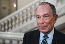 Photo of Bloomberg files federal paperwork to run for president