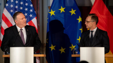 Photo of Pompeo, Maas reiterate commitment to NATO ahead of Berlin Wall events