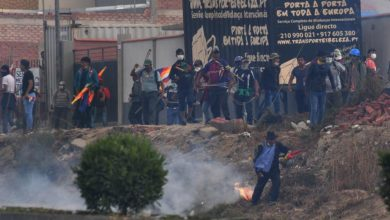 Photo of Five pro-Morales farmers killed in Bolivia clashes