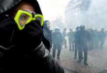 Photo of France's Yellow Vests gather as movement turns one year old