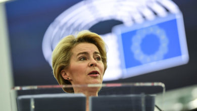 Photo of Von der Leyen: EU is securing over EUR 15 billion to help partners worldwide fight coronavirus