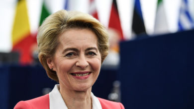 Photo of EC head: North Macedonia, congratulations for joining NATO