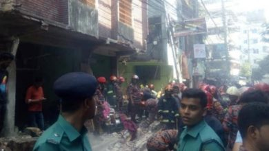 Photo of Gas pipeline blast kills seven in Bangladesh