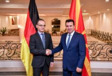 Photo of Zaev-Maas: Positive decision to provide major boost for North Macedonia's EU path