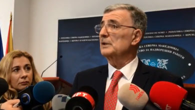 Photo of Gaber sees no delays on Macedonian-Greek expert committee's work due to snap election