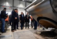 Photo of Cranfield Foundry opens in Probishtip