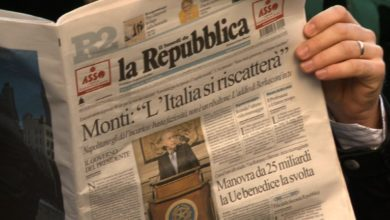 Photo of Fiat's Agnelli family buys major Italian newspaper group