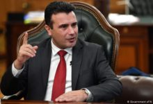 Photo of Snap elections to definitely take place April 12, Zaev tells 'Deutsche Welle'