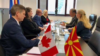 Photo of Zhernovski-Sproule: North Macedonia and Canada – NATO allies
