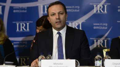 Photo of Spasovski: Cooperation key for ensuring national security