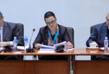 Photo of Defense and security committee session