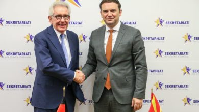 Photo of Osmani – Holthoff-Pförtner: European integration remains our highest priority
