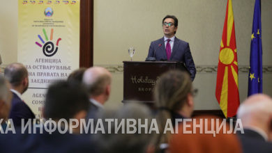 Photo of Pendarovski: No room for compromise when it comes to right to education in native language