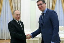 Photo of Russia's Putin hosts Serbian leader after spy scandal rattles ties