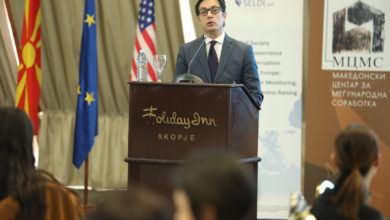 Photo of Pendarovski: Existence of Macedonian language is undeniable