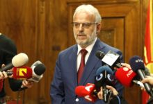 Photo of Xhaferi: VMRO-DPMNE amendments to language law won't be endorsed