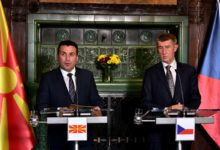 Photo of Zaev-Babiš: Czech Republic supports opening of EU negotiations in March