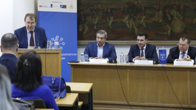 Photo of NATO membership debate: Security and stability are foundation for economic development