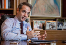 Photo of FT: Greece's Mitsotakis urges EU to open talks with North Macedonia, Albania