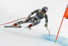 Photo of Ledecka triumphs in downhill for first alpine ski World Cup win