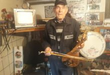 Photo of The man from Kumanovo who makes Macedonian musical instruments by hand