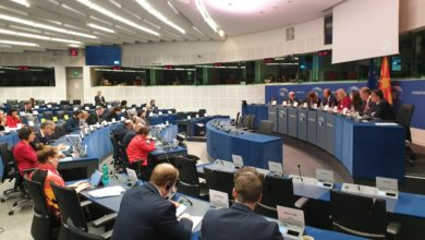 Photo of EU credibility rests on keeping promises: joint parliamentary committee