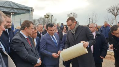 Photo of Works for overhaul of sewerage system for Lake Ohrid protection launched