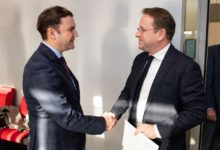 Photo of FM Osmani to meet top EU officials in Brussels