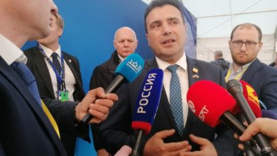 "Photo of Zaev says he is now ""realistic optimist"" about decision on EU accession talks"