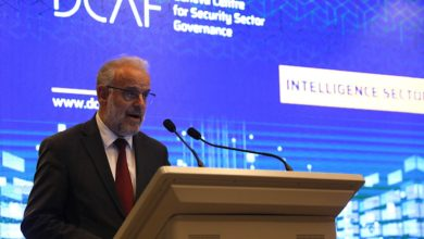 Photo of DCAF: Democratic oversight of intelligence services is key