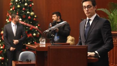 Photo of President Pendarovski to deliver annual address to Parliament on Dec. 16