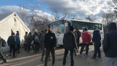 Photo of Bosnia begins moving migrants from squalid camp Vucjak