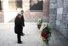Photo of Merkel promises that the history of Auschwitz must never be forgotten